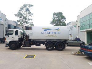 Australian Fast Signs - fleet Signage Strathfield Council