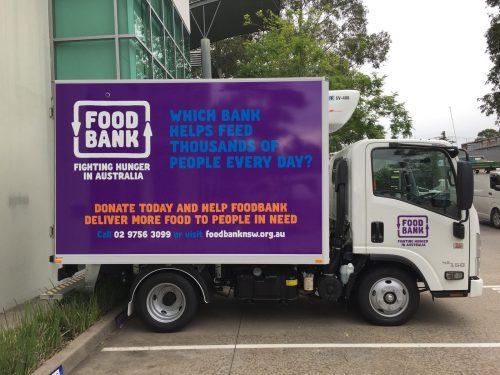 Australian FastSigns-Fleet-graphics Sydney