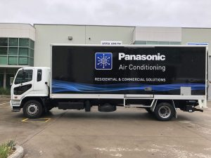 Australian FastSigns-Fleet-graphics Sydney
