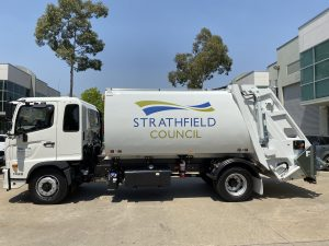 Australian Fast Signs - fleet Signage Strathfield Council