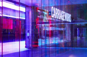 Australian FastSigns-Carriageworks Sydney signage
