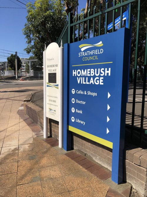 Australian Fast Signs - Business Signage Strathfield Council